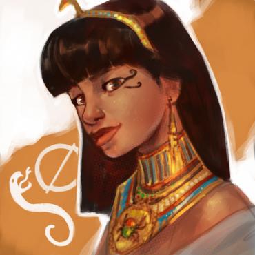 L'energica Cleopatra