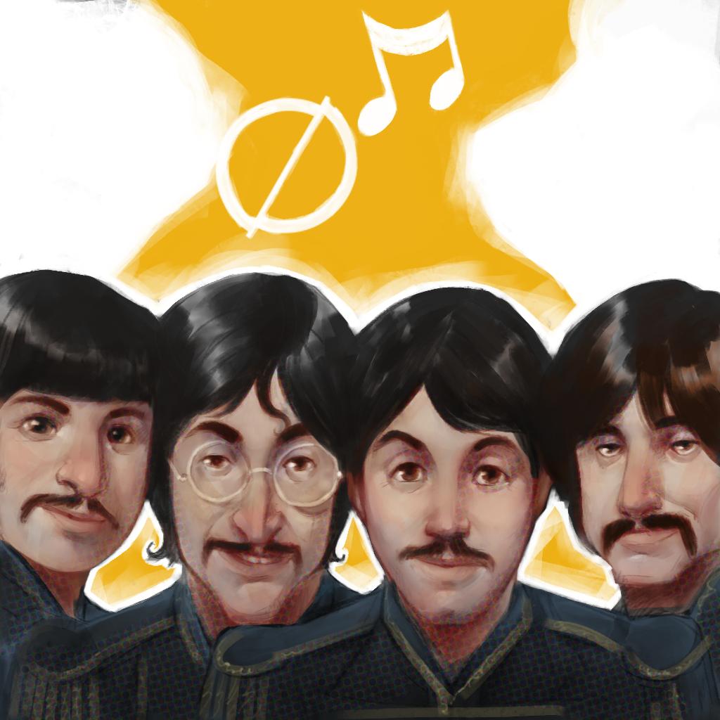 il collettivo Beatles