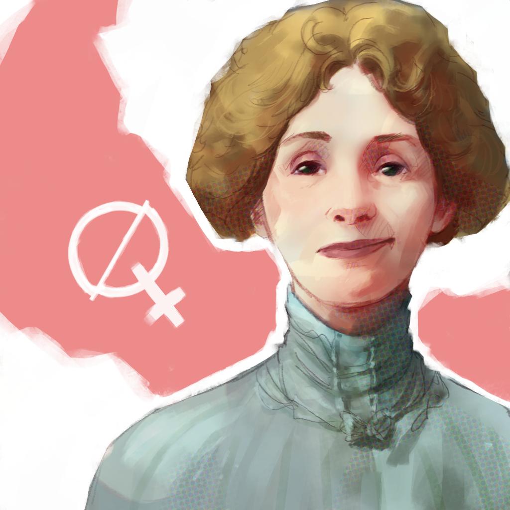 La suffragetta