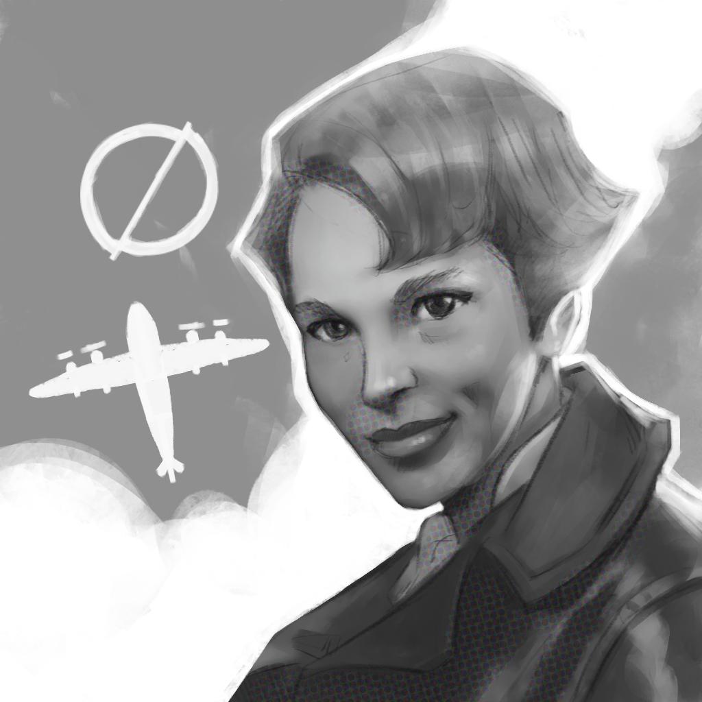Amelia l'eroina volante