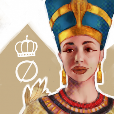 la grande donna Hatshepsut