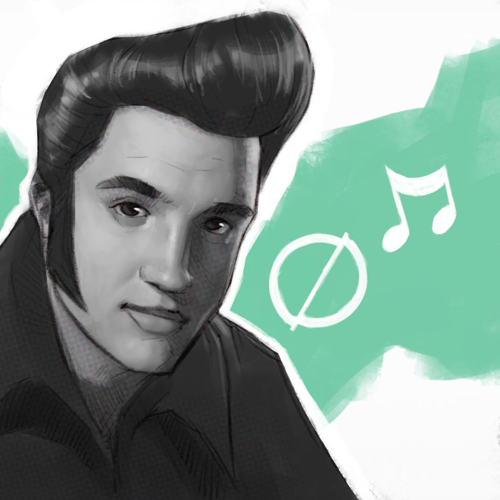Il sognante Elvis