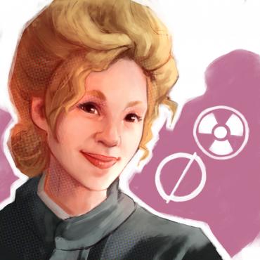 la straordinaria Nobel Curie