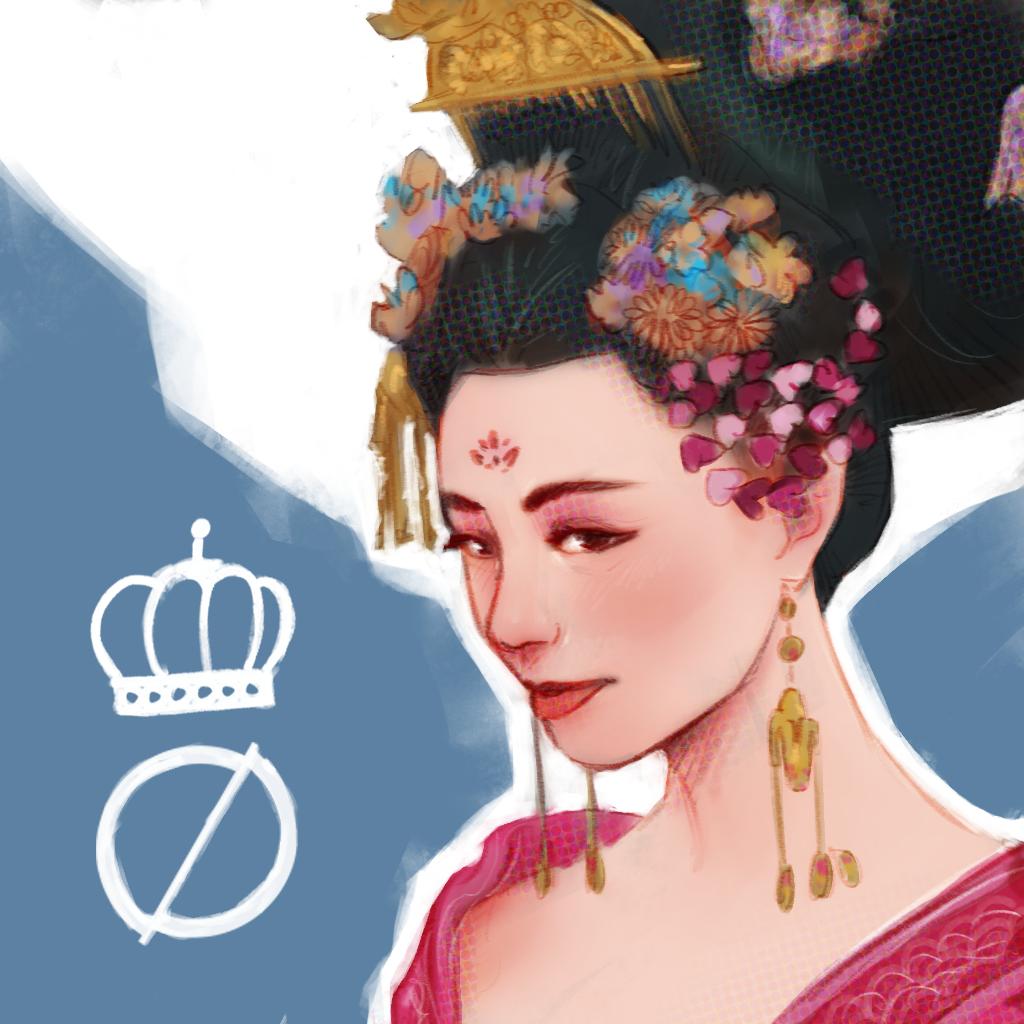 L'astuta Wu Zetian
