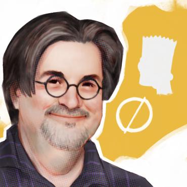 animato creatore Matt Groening
