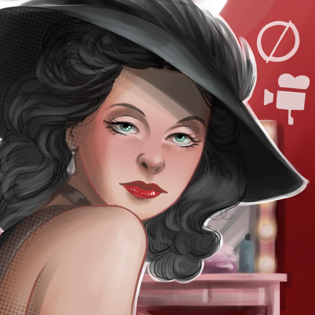La bella ed acuta Hedy Lamarr