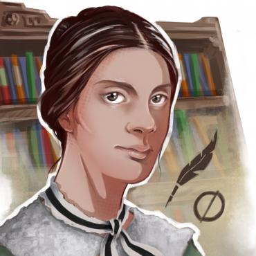 Emily Dickinson la riservata poetessa
