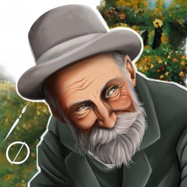 Renoir, il talentuoso pittore