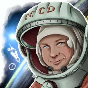 Valentina Terešcova, la forte astronauta