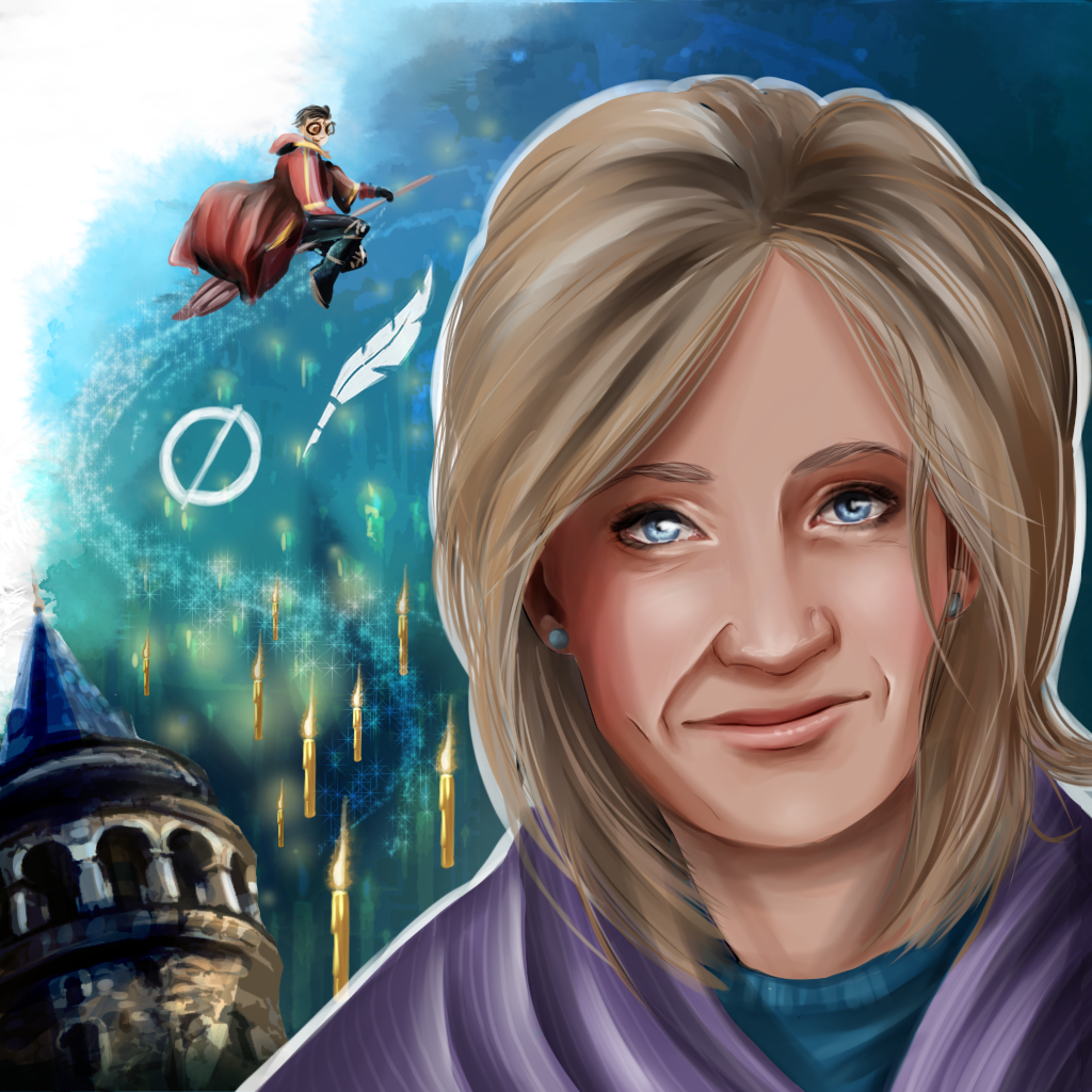 J.K. Rowling influente scrittrice