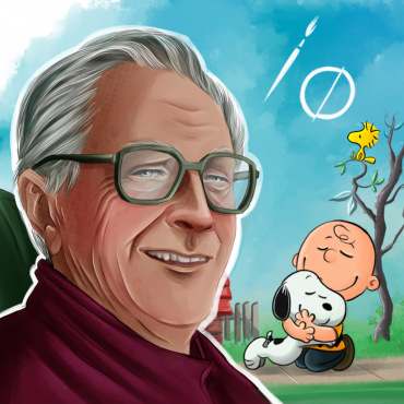 Schulz, fumettista d'America