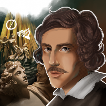 Gian Lorenzo Bernini, caparbio artista