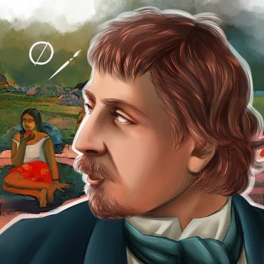 Gauguin il pittore errante