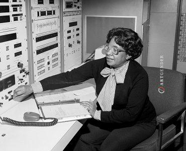 NASA e Mary Jackson