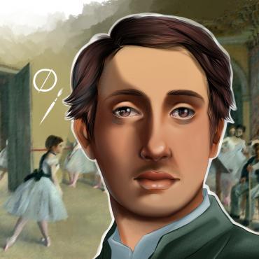 Biografia di Edgar Degas
