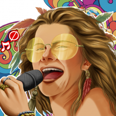 la biografia di Janis Joplin