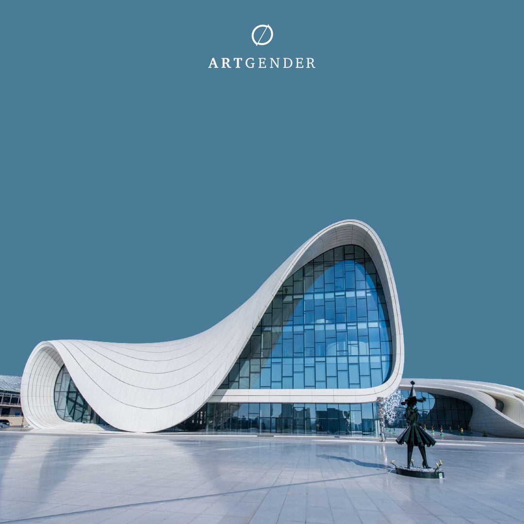Centro culturale Heydar Aliyev Zaha Hadid