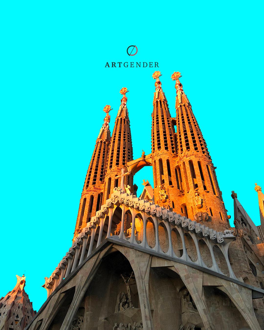 Sagrada Familia Antoni Gaudì