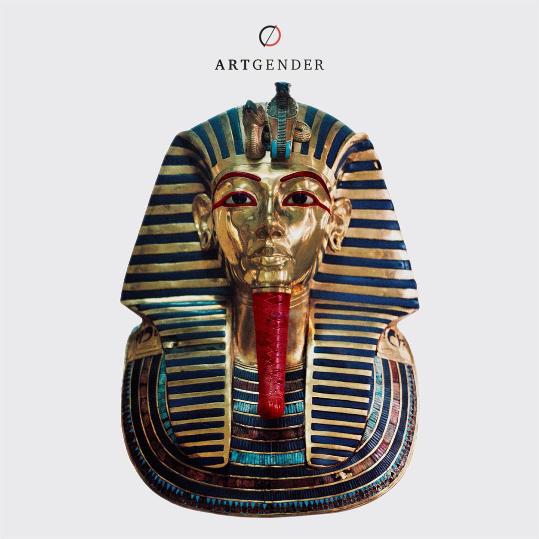 mask of Tutankhamun gold